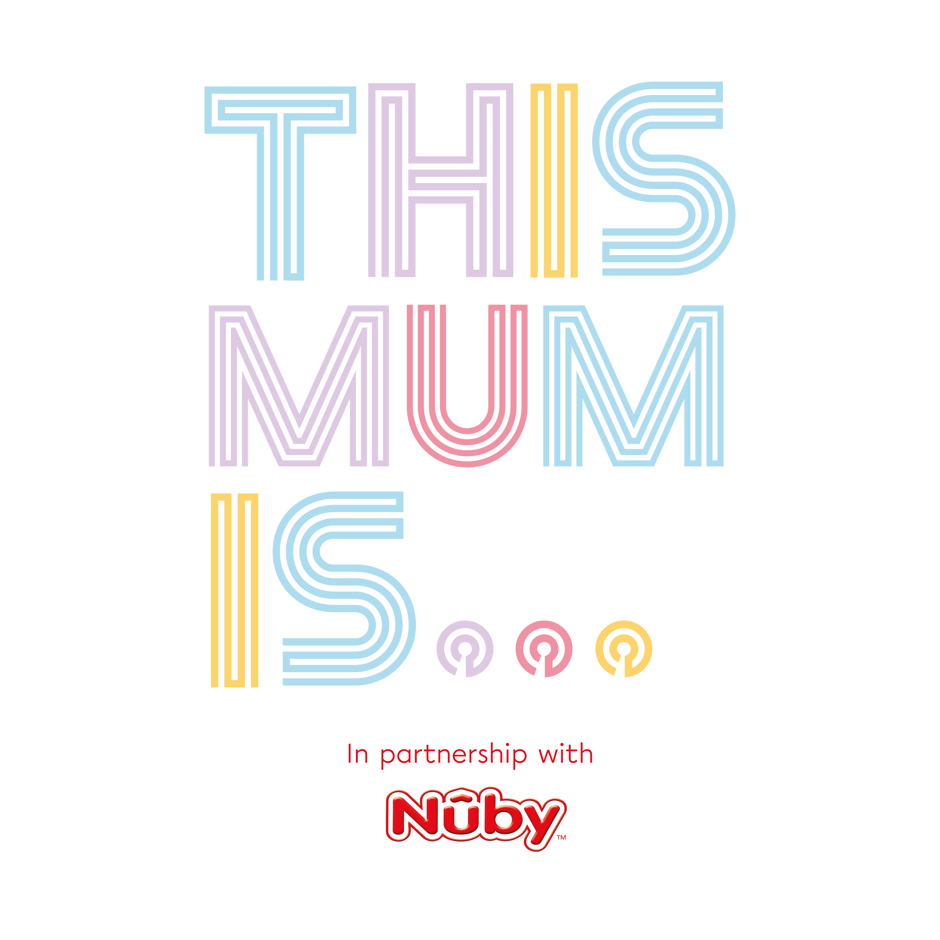 This Mum Is... Logo